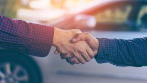 Car Handshake